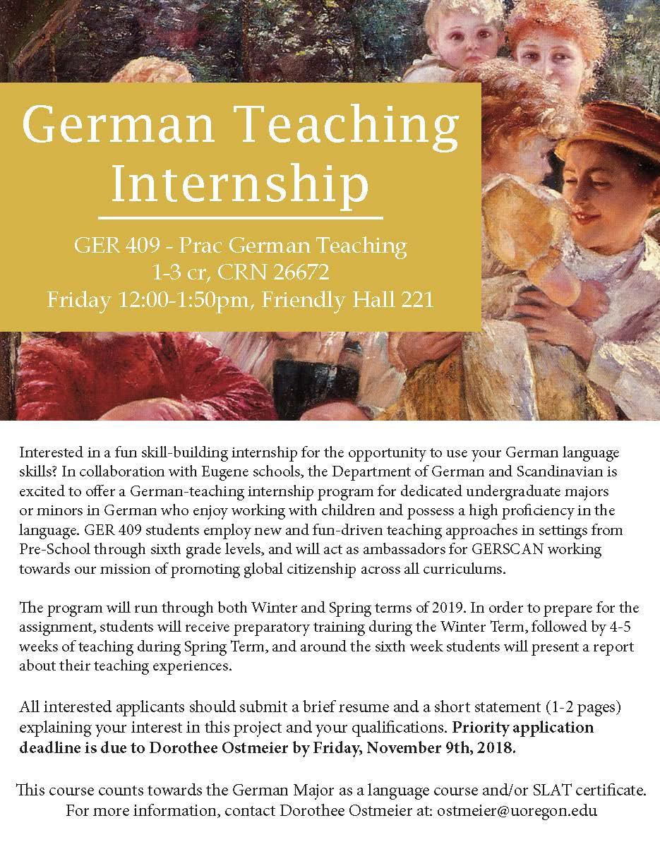 Dorothee Ostmeier | Department of German & Scandinavian